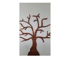 Copac 1m din lemn pt perete