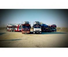 Transport auto pe plataforma Anglia Romania jeepuri berline limousine