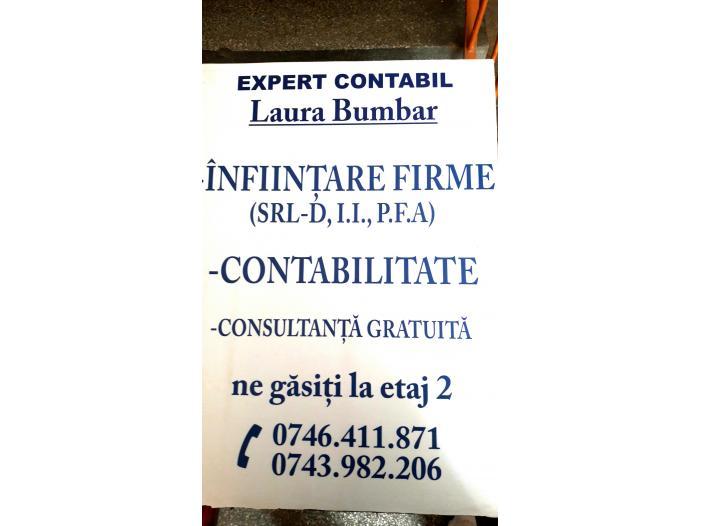 Infiitari firme expert contabil Laura Bumbar - 1/2