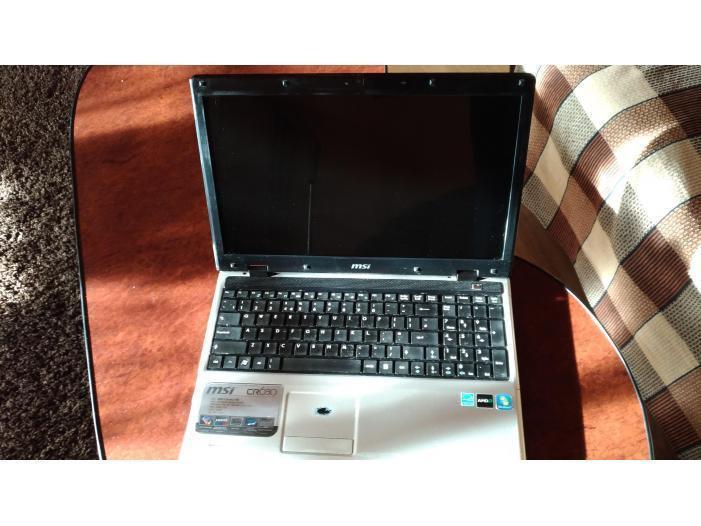 Laptop msi CR 630 - 1/3