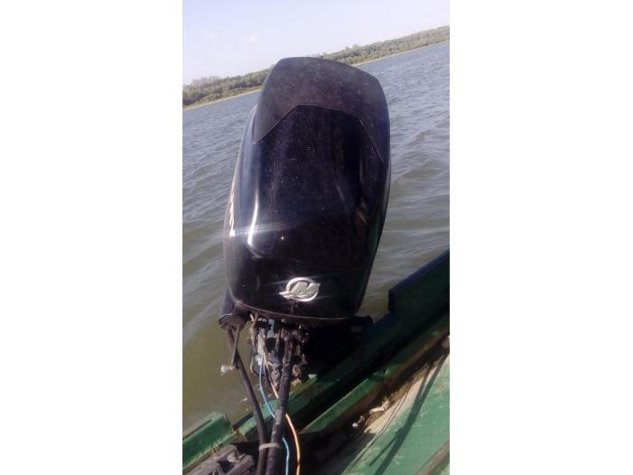 Motor de barca mercury fourstroke - 2/5