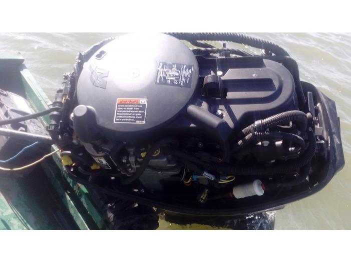 Motor de barca mercury fourstroke - 3/5