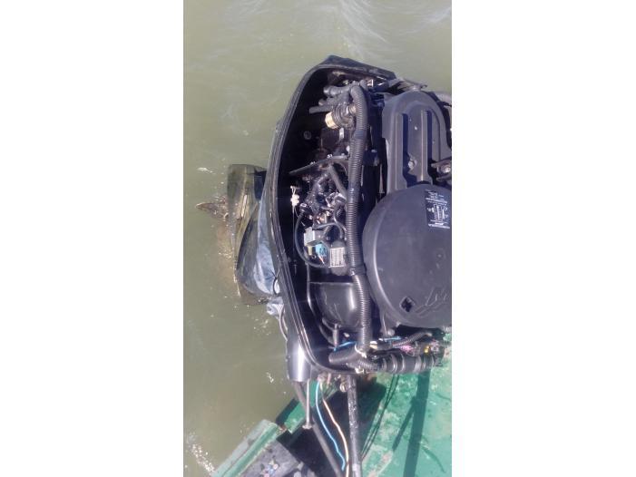 Motor de barca mercury fourstroke - 4/5