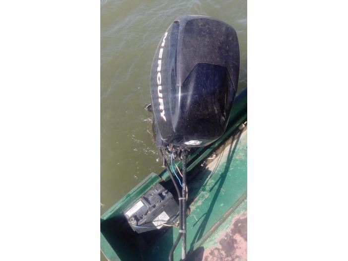 Motor de barca mercury fourstroke - 5/5