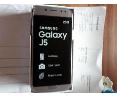 Vând samsung galaxy j5 noi gold si blue nefolosite model 2017 - Poza 1/3