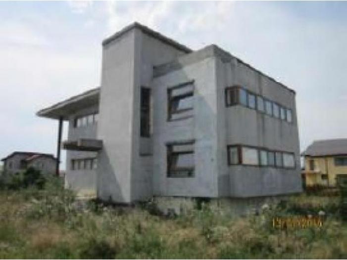 Teren 373.90 mp si casa nefinalizata, Domnesti, Ilfov - 1/1