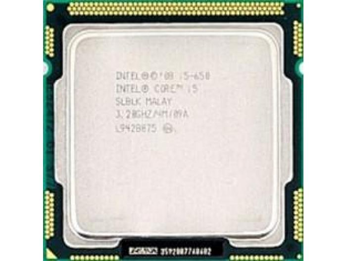 Procesor Intel Core i5-650 3.20 GHz 4 MB Cache Socket 1156 - 1/1