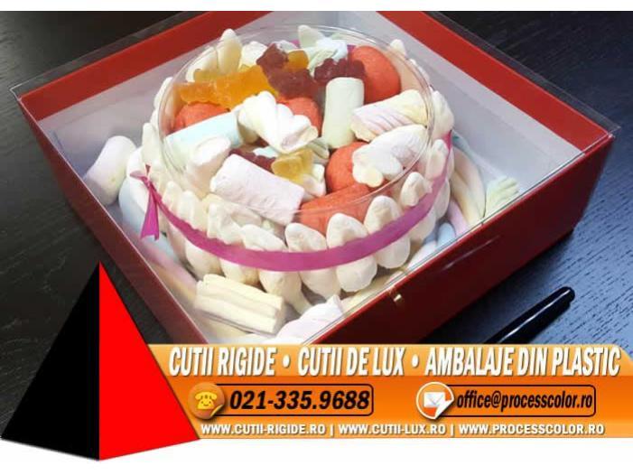 Cutie de lux pentru tort, prajituri - Cutii Rigide - 1/1