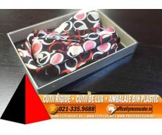 Cutie rigida pentru esarfe, cravate, bijuterii - Cutii Rigide