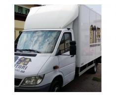 Servicii de mutari si transport mobila