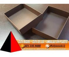 Cutii rigide pentru bijuterii - Cutii Rigide