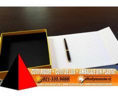 Cutie de lux din carton rigid - Cutii Rigide