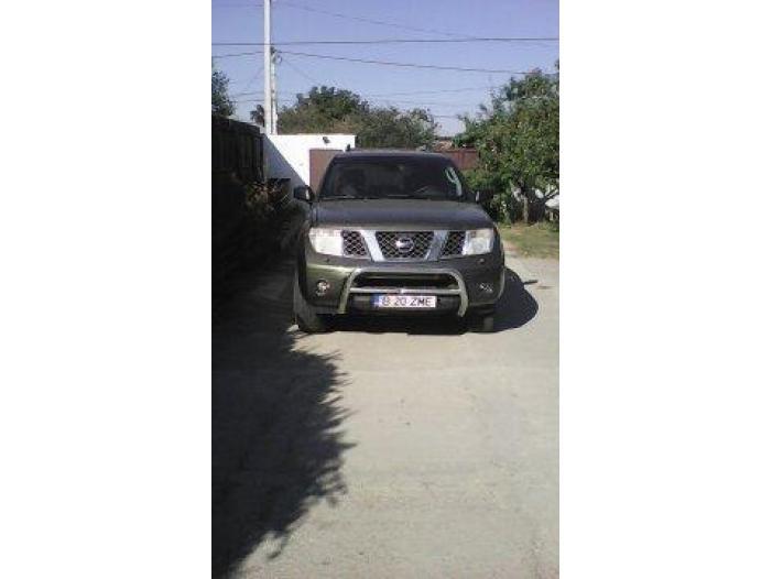 Nissan Pathfinder 2006 ,6500 euro - 1/5