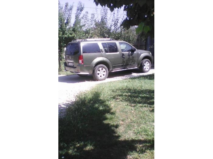 Nissan Pathfinder 2006 ,6500 euro - 5/5