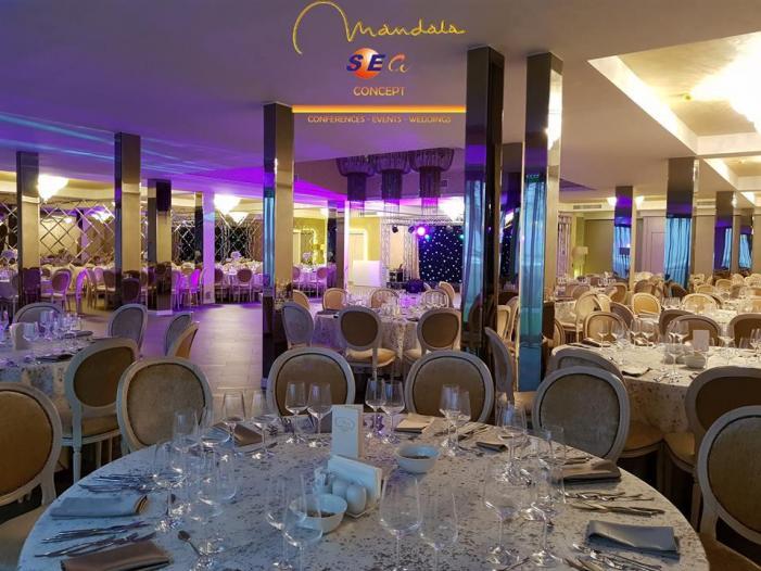 MANDALA Events - fostul Restaurant PARC Sud Mamaia - 2/5