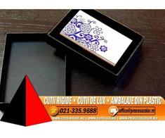 Cutie rigida (etui) pentru promotionale - Cutii Rigide