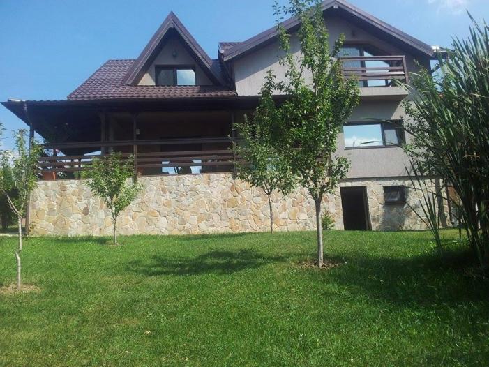 Vila superba  la 40km de Sinaia 99km de Bucuresti,dotari/finisaje de lux - 1/5