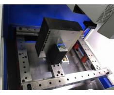 Masina de electroeroziune cu fir