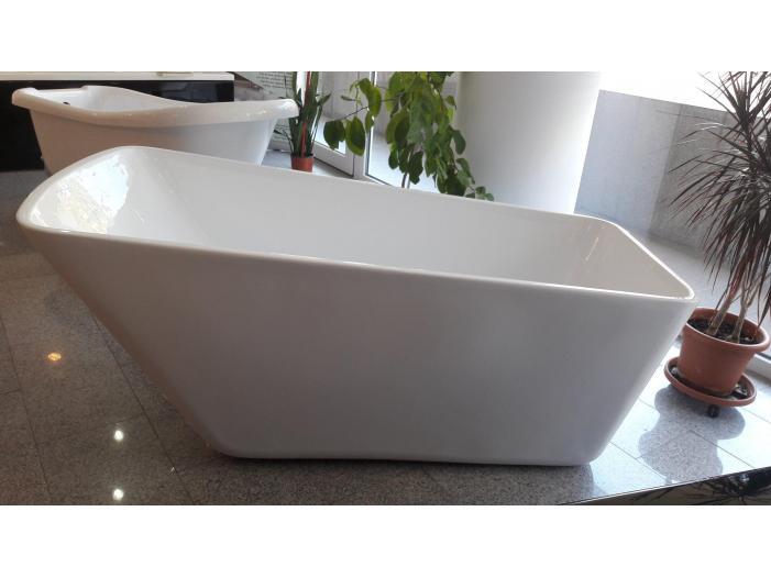 cada baie dreptunghiulara freestanding - 1/5