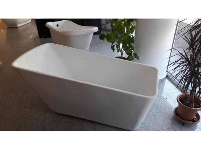 cada baie dreptunghiulara freestanding - 2/5