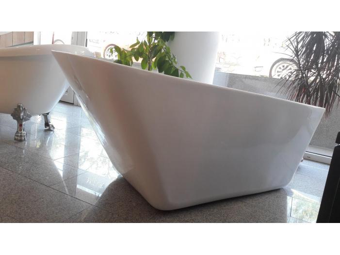 cada baie dreptunghiulara freestanding - 3/5
