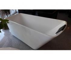 cada baie dreptunghiulara freestanding - Poza 4/5