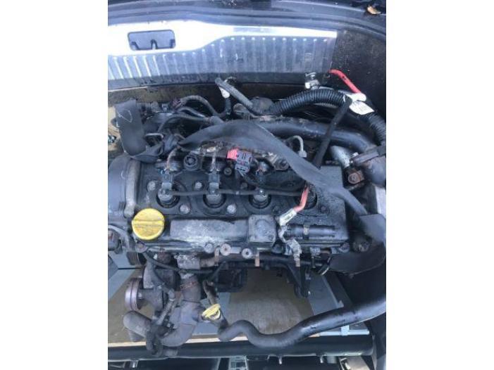 doresc motor opel 1,7 CDTI cod z17 DTH - 1/1
