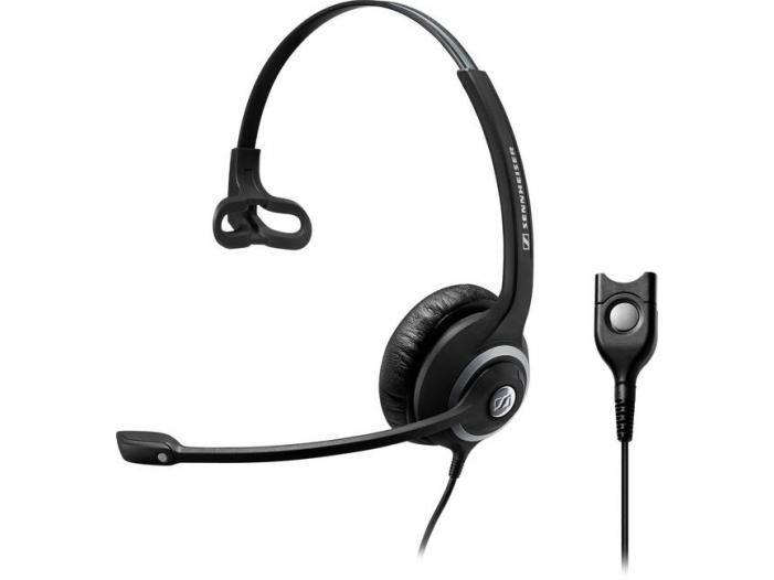 Casti cu microfon pt Call Center SENNHEISER - 3/4