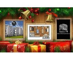 Apartament 3 camere, decom, 51mp, Militari Metro
