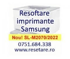 Resetare Print Samsung M2070F in 2 minute!
