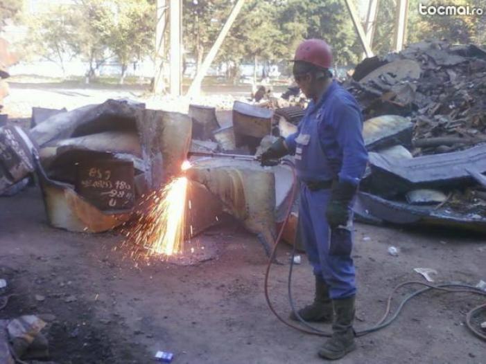 Cumparam fier vechi calorifere cupru aluminiu baterii hartie iasi 0755318887 - 1/5