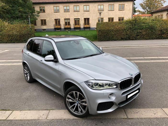 BMW X5 xDrive25d (211hk) 2014, 47200 km 3800€ - 1/3