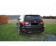 BMW X5 xDrive 3.0d M-Sport, Panorama, Head-up, 4-soner klima, Navi, Skinn 2014, 56846 - Poza 1/5