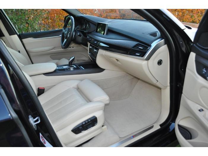 BMW X5 xDrive 3.0d M-Sport, Panorama, Head-up, 4-soner klima, Navi, Skinn 2014, 56846 - 2/5