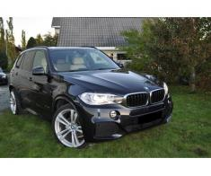 BMW X5 xDrive 3.0d M-Sport, Panorama, Head-up, 4-soner klima, Navi, Skinn 2014, 56846