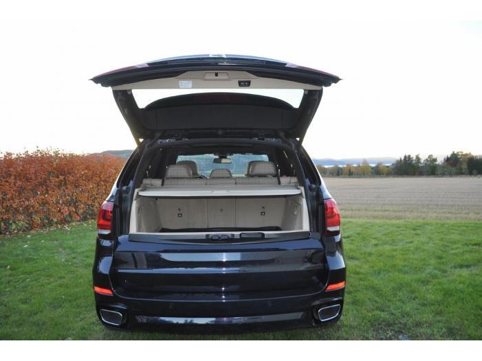 BMW X5 xDrive 3.0d M-Sport, Panorama, Head-up, 4-soner klima, Navi, Skinn 2014, 56846 - 5/5