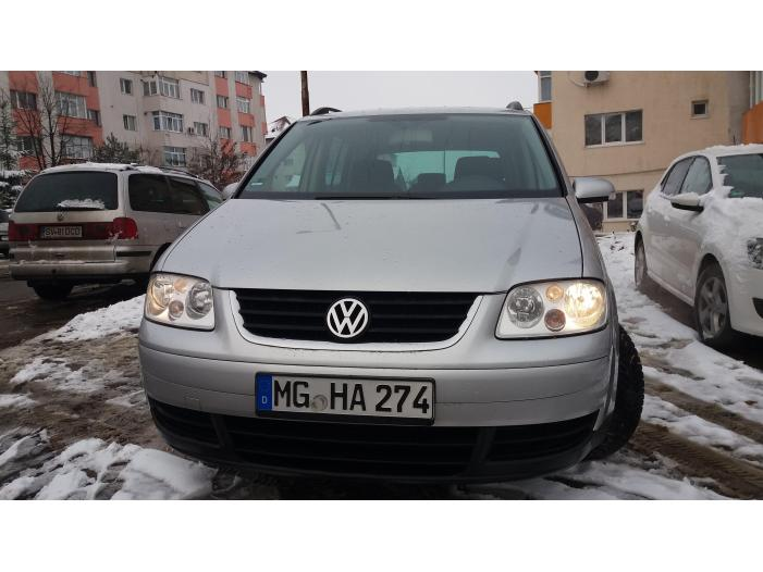VW TOURAN 1,9 TDI 105 CAI,, 232274 KM,,EURO 4-RAR Efectuat - 2/5