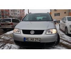 VW TOURAN 1,9 TDI 105 CAI,, 232274 KM,,EURO 4-RAR Efectuat