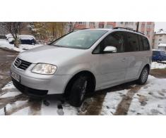 VW TOURAN 1,9 TDI 105 CAI,, 232274 KM,,EURO 4-RAR Efectuat - Poza 3/5
