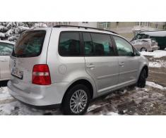 VW TOURAN 1,9 TDI 105 CAI,, 232274 KM,,EURO 4-RAR Efectuat - Poza 4/5