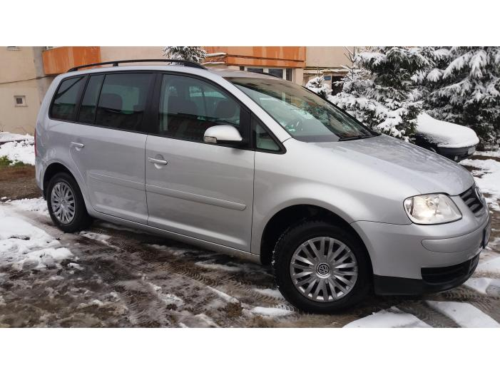 VW TOURAN 1,9 TDI 105 CAI,, 232274 KM,,EURO 4-RAR Efectuat - 5/5