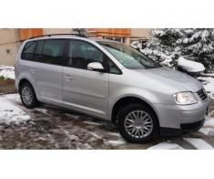 VW TOURAN 1,9 TDI 105 CAI,, 232274 KM,,EURO 4-RAR Efectuat - Poza 5/5