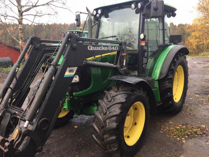 Tractor agricol John Deere 5720 - 1/3