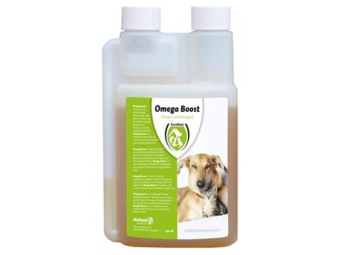 Omega boost , supliment blana si imunitate caini - 1/1