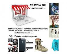 Magazin online,huse telefoane,incinte acustice,handmade,i gsm,decoratiuni,