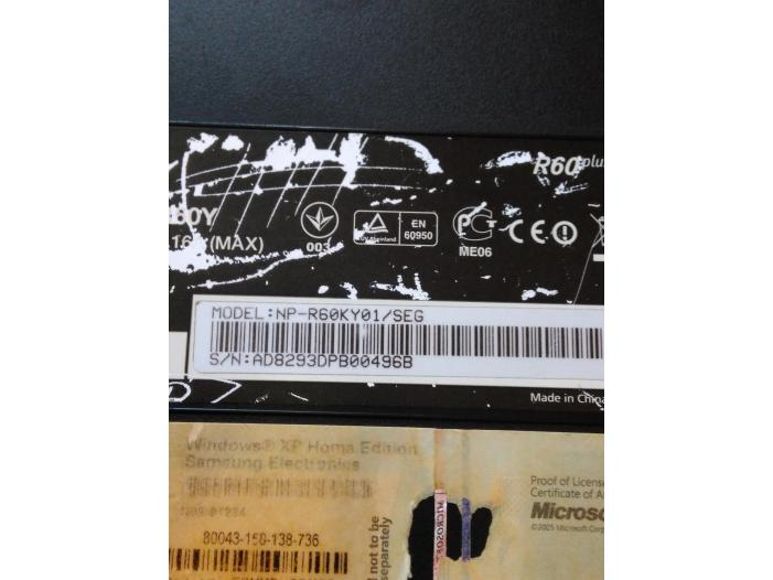 Vand Laptop Samsung 15.6 inch  (Defect Placa Video) inclus incarcator aproape nou - 4/5
