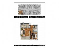 Apartament 2 camere, 49 mp, decom, Parter, Militari Auchan - Poza 3/4