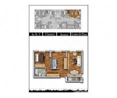 Apartament 3 camere, 51mp, decom, Militari Rosu - Poza 2/4