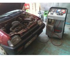 Incarcare freon auto A/C, Iulius Service, Constanta
