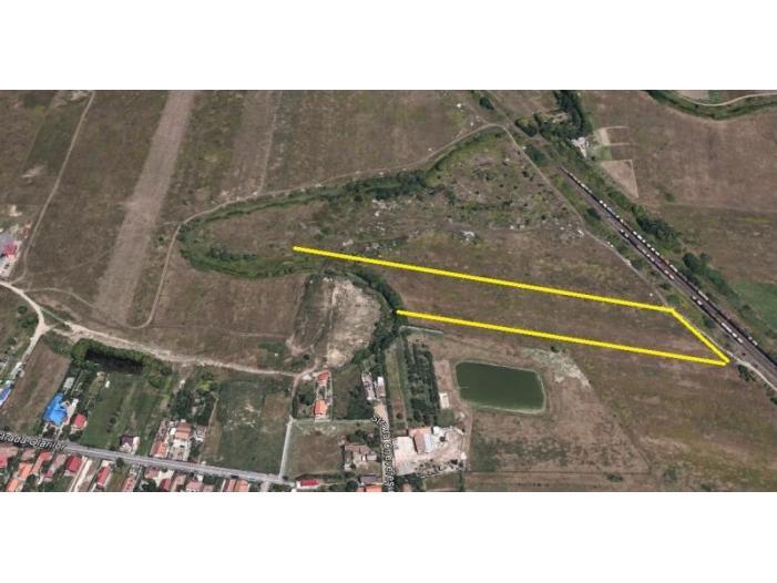 Teren extravilan 24257 mp, Timisoara, Jud. Timis - 1/1
